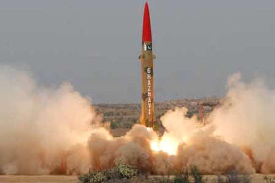 Pakistan successfully tests Hatf III (Ghaznavi) missile