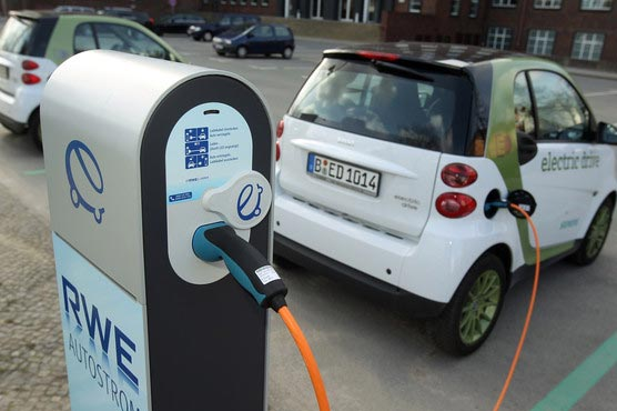 Electric Cars Fail To Rev Up Car Mad Germans