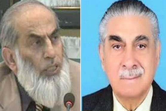 Rigging allegations: Justice (r) <b>Riaz Kayani</b> decides to sue Afzal Khan <b>...</b> - 233967_47873428