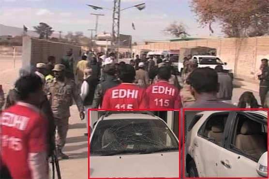 Balochistan education adviser escapes explosion in Quetta