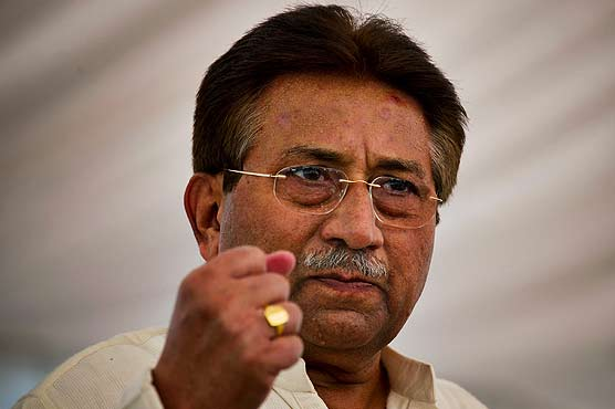 Bugti case: Musharraf given one day exemption from court