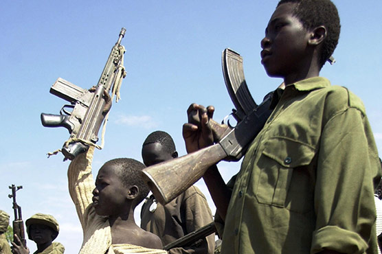 Child soldiers fighting in South Sudan, says UN rights envoy   World