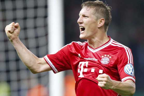 229488 43828410 - Football: Schweinsteiger to replace Lahm as Germany's captain