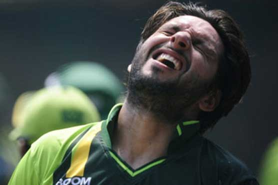 T20 WC: Shahid Afridi not fully fit, says Captain Hafeez