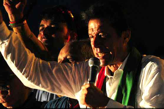 241707 94209651 - Won't leave without getting 'justice': Imran Khan