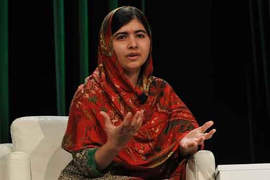 Malala Yousafzai announces to donate Nobel Prize money for children's education - dunyanews.tv