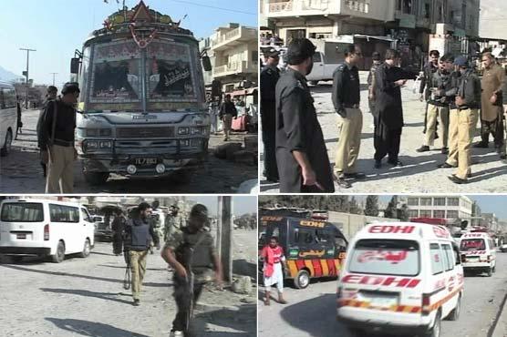 Quetta: Eight Hazara men killed in gun attack on bus