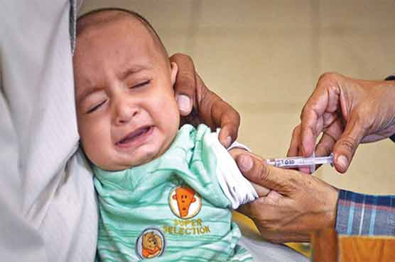 12-day anti-measles campaign in Balochistan enters sixth day