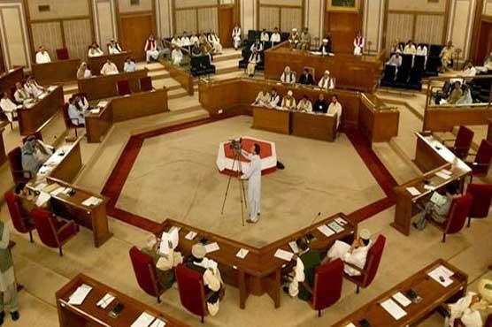 Motion in Balochistan Assembly against change in Gwadar-Kashghar route