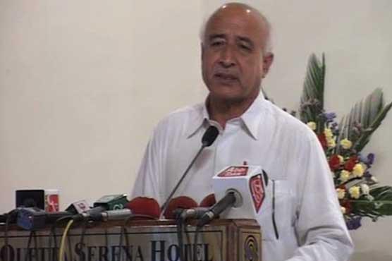 Balochistan's political crisis is complicated: CM Balochistan