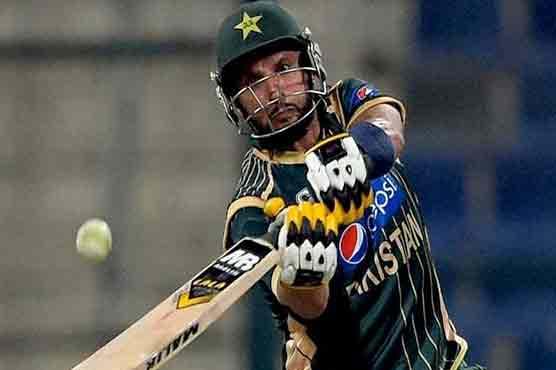T20 Blast: Afridi's heroics in vain as Lancashire beat Northants in final