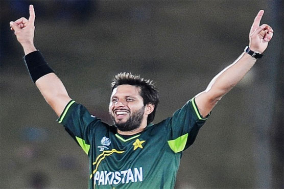 Afridi secures place in top 5 bowlers with 393 ODI wickets