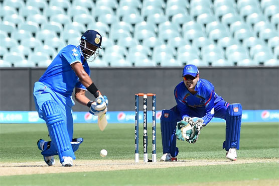 India Set 365 Runs Target Against Afghanistan In Warm Up