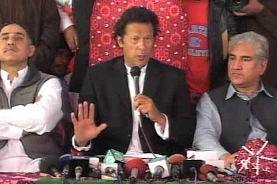 Perpetrators of Shikarpur tragedy must be identified: Imran Khan