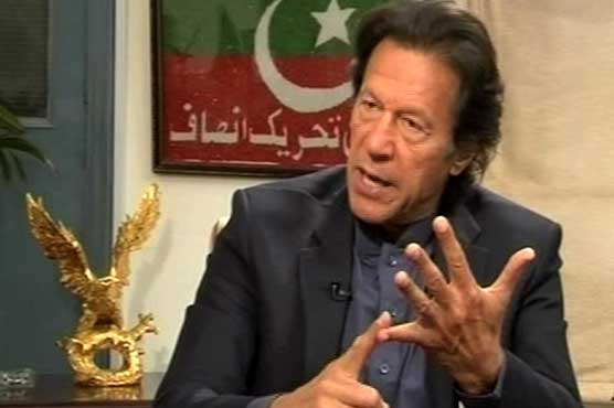 A lot will happen before May: Imran Khan