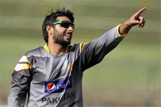 Afridi set for English T20 stint