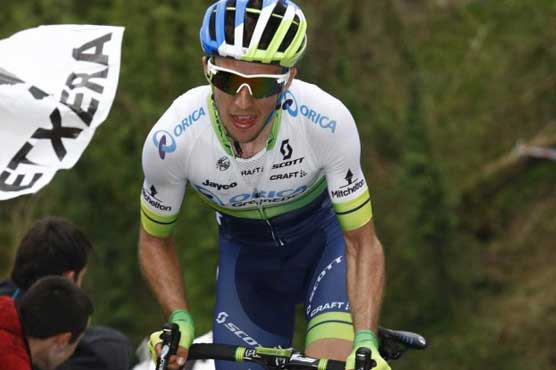 Cycling  Orica target stage wins not yellow  c4410de93