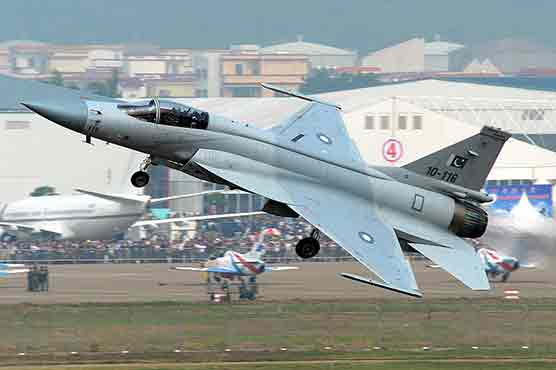 Myanmar first country to purchase JF-17 Thunder from