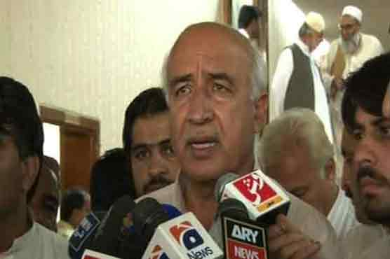 Terrorists will be dealt according to law: CM Balochistan