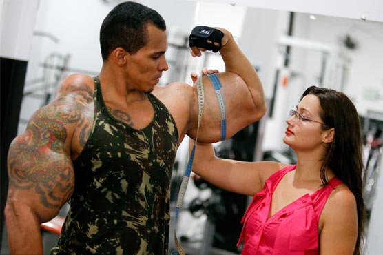 Bodybuilder took injections to become Hulk, almost ended up