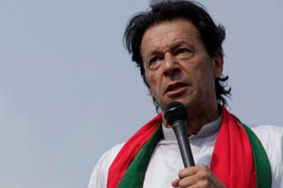 Imran Khan says PTI defeated both Nawaz, Zardari today
