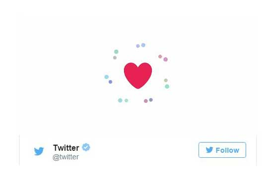 Twitter Replaces Star With Heart Favorite Turned Into Like