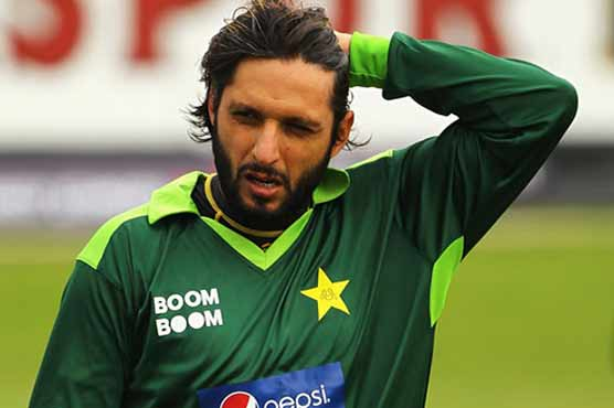 Fitness, fielding major concerns for Pakistan in World T20, says Afridi