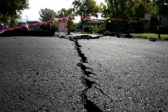 tremors new delhi