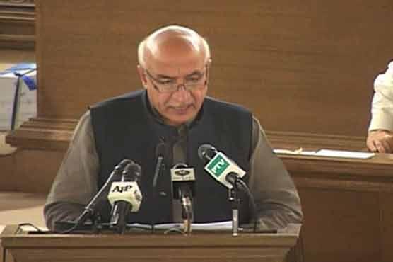 Peace restored in Balochistan, development starts: CM Baloch