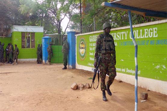 Kenya marks Garissa university massacre anniversary - World