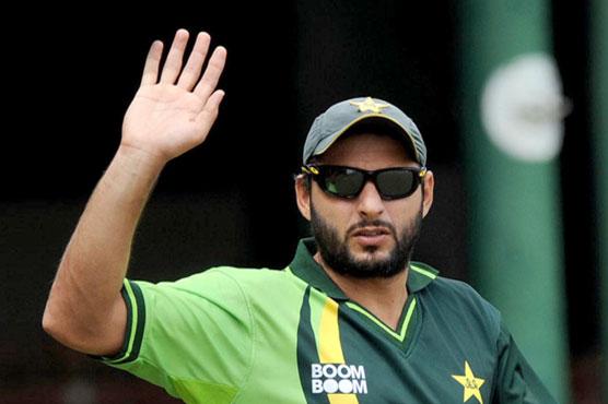 Shahid Afridi steps down as Twenty20 captain