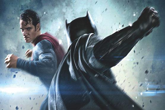 'Batman v Superman' falls 68 percent in second weekend