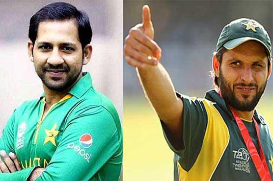 Good decision to appoint Sarfraz as T20 captain: Shahid Afridi