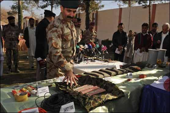 Afghan spy captured weeks after Jadhav's arrest