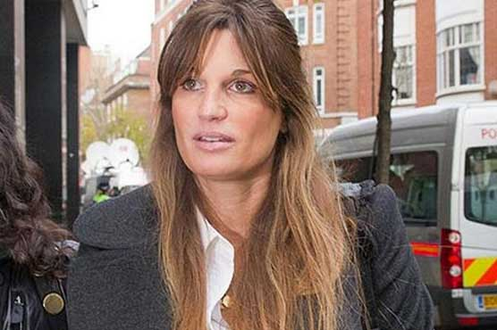 PML-N given green signal to protest outside Jemima's house in London