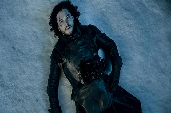 Dead As A Doornail Jon Snow No Show At Game Of Thrones Premiere