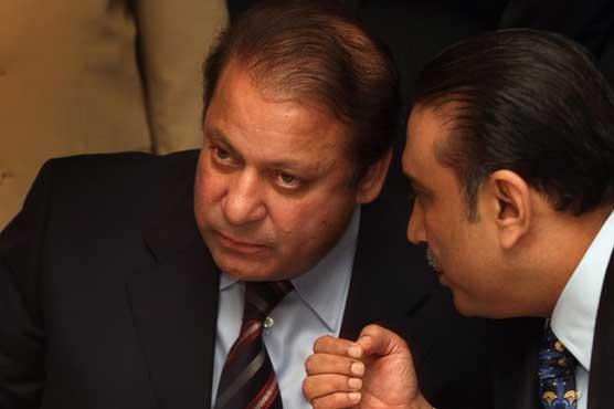 Don't meet PM Nawaz, senior PPP leaders advise Zardari