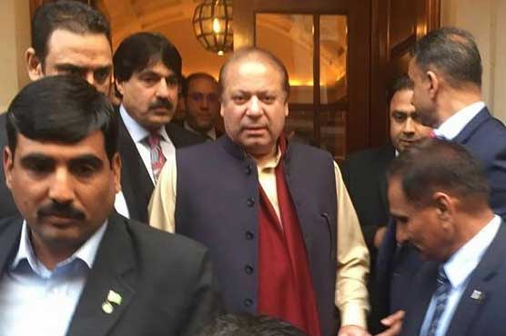 Will not let anyone stand in way of nation's progress: PM Nawaz