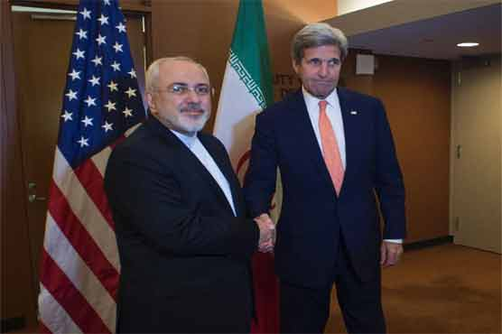 United States and Iranian ministers meet over Iran sanctions complaints