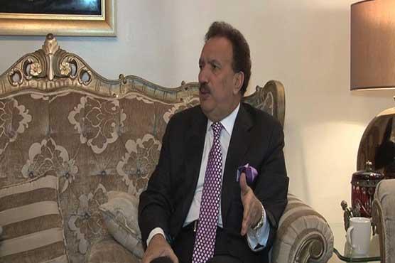 PM's name not in Panama Leaks, should not demand resignation: Rehman Malik