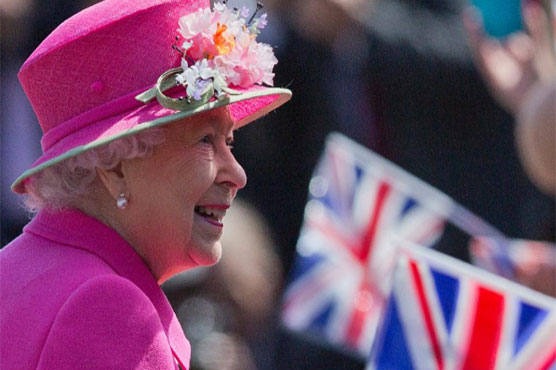 Britain cheers Queen on 90th birthday
