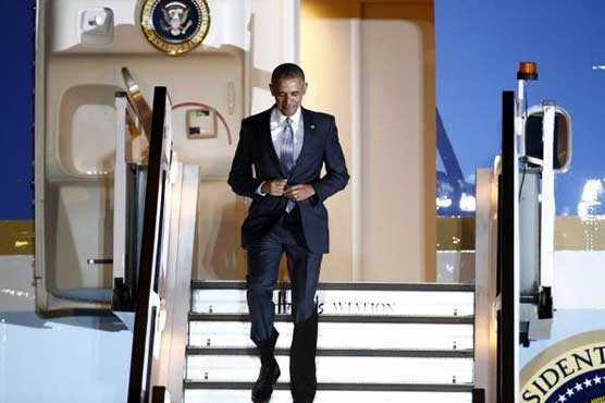 Obama urges 'blood brother' Britain not to leave the EU