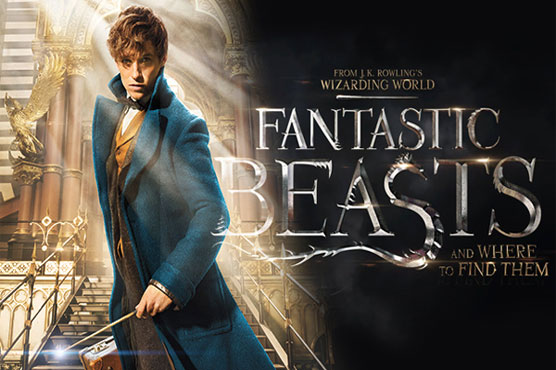 Second 'Fantastic Beasts' movie coming in Nov 2018, studio says