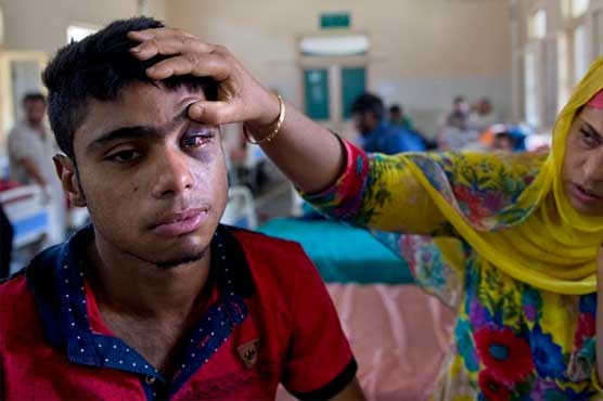 Pakistan offers to arrange medical treatment for injured Kashmiris