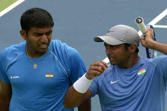 Rio Olympics 2016: Paes-Bopanna Crash Out in First Round at Olympics