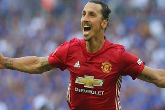 Ibrahimovic: I'll only get better for United