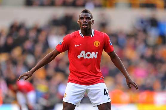 Mourinho 'proud' of record-breaking Pogba move