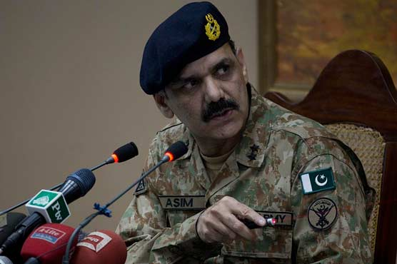 Special combing operations ordered after Quetta terror attack: ISPR DG