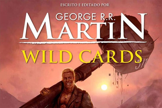 'Game of Thrones' author's 'Wild Cards' to become sci-fi TV series