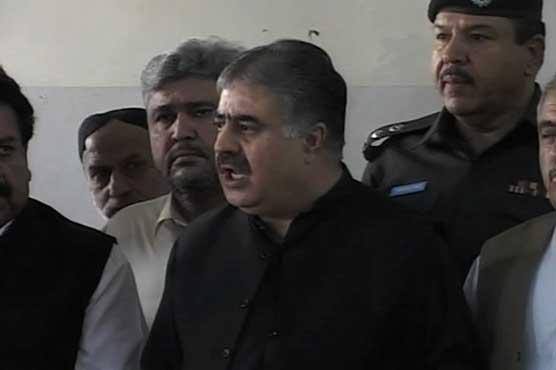 Quetta hospital blast: CM Balochistan vows to eliminate terrorism from province